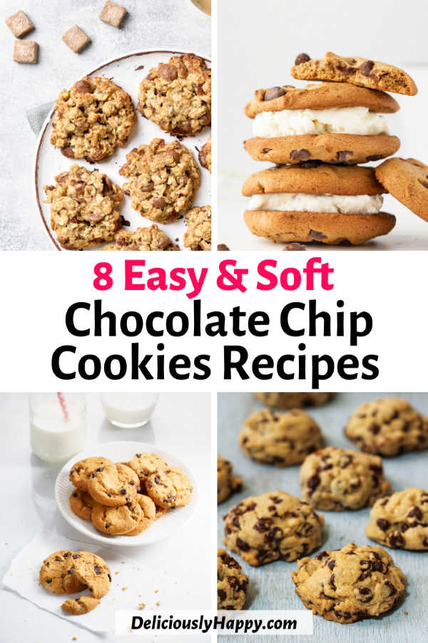 Easy Soft Chocolate Chip Cookies recipes